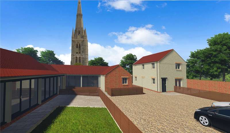 2 Bedrooms Bungalow for sale in Spire Mews, Swinegate, Grantham, NG31