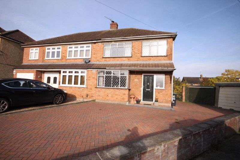 3 Bedrooms Semi Detached House for sale in Halfhides, Waltham Abbey, EN9