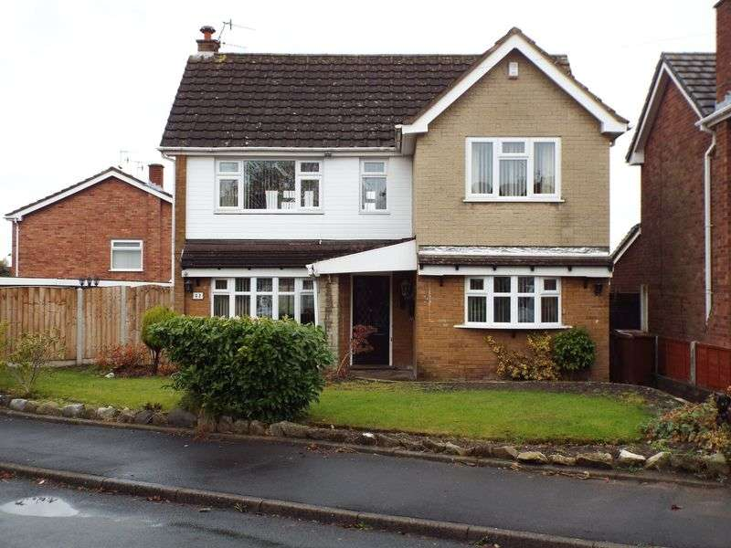 3 Bedrooms House for sale in Kennedy Road, Trentham, Stoke-On-Trent