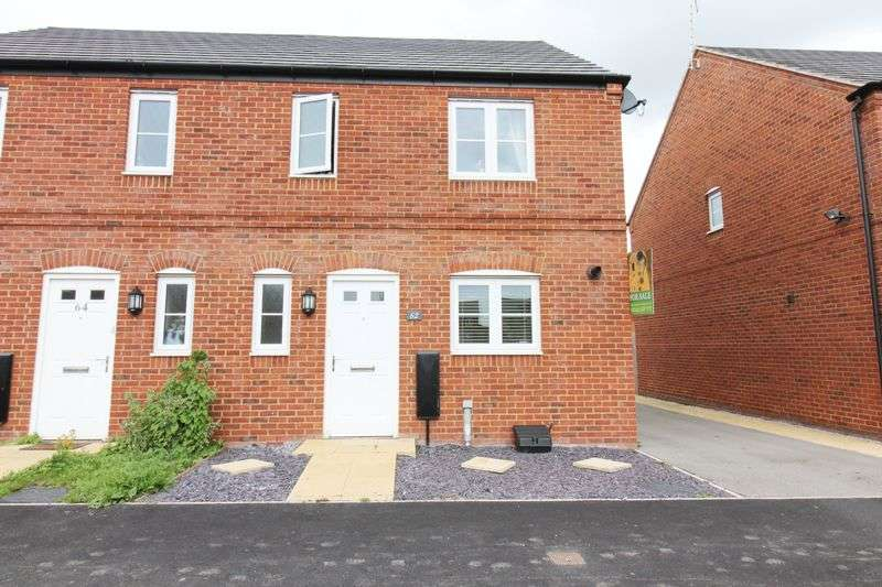 3 Bedrooms Semi Detached House for sale in Kohima Crescent, Chester