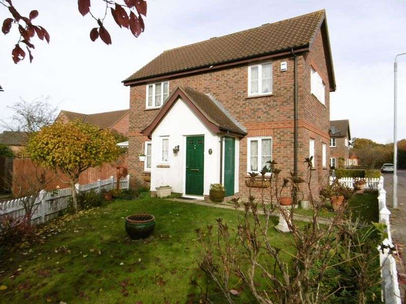 3 Bedrooms Detached House for sale in Mallards Rise, Harlow