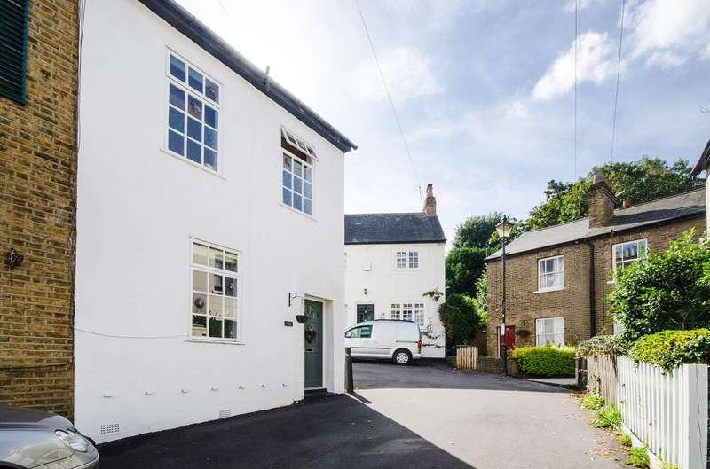 2 Bedrooms House for sale in Wellington Terrace, Harrow on the Hill, HA1