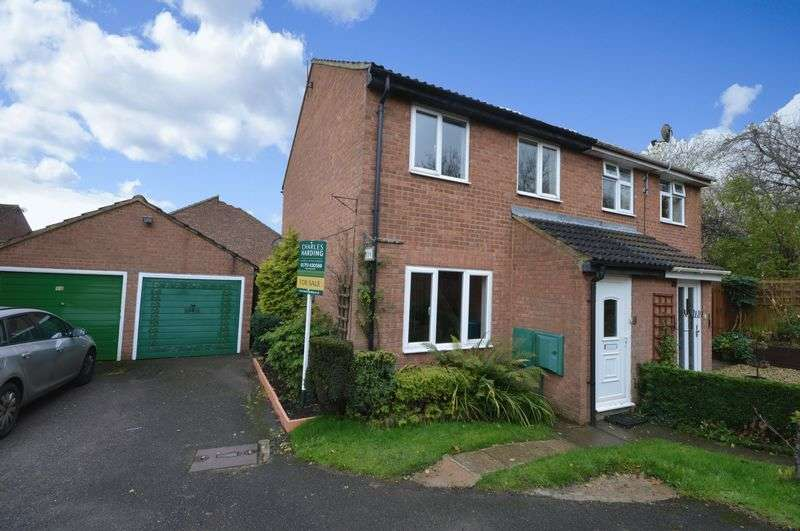 3 Bedrooms Semi Detached House for sale in Anglesey Close, West Swindon