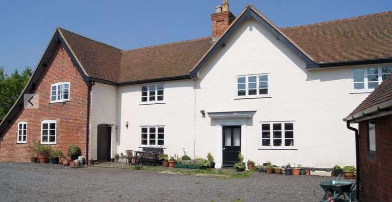 5 Bedrooms House for sale in Holly Tree Farmhouse, Wythall