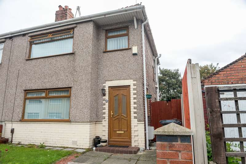 3 Bedrooms Semi Detached House for sale in Marina Avenue, Litherland, Merseyside, L21