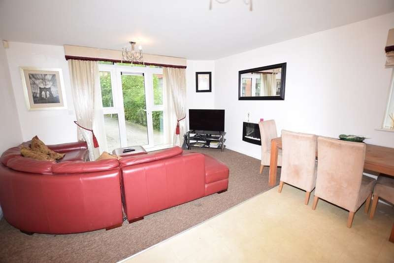 3 Bedrooms Ground Flat for sale in Union Road, Solihull