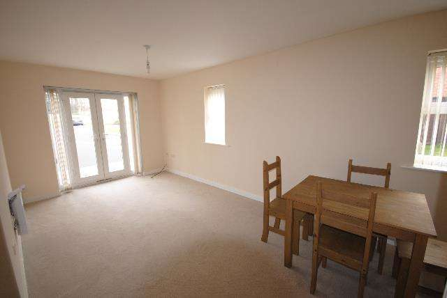 2 Bedrooms Flat for sale in Meadowgate, Springfield