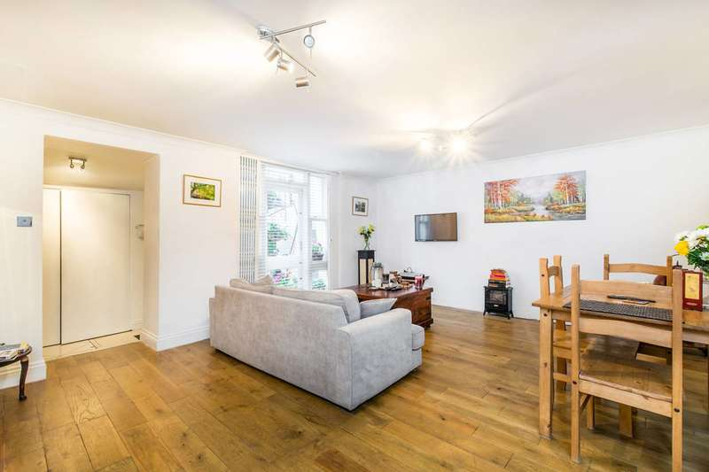 2 Bedrooms Flat for sale in St Stephens Gardens, Westbourne Park, W2