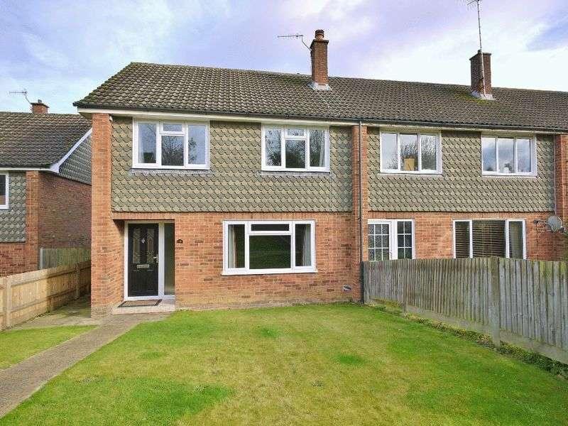 3 Bedrooms Semi Detached House for sale in Beagles Wood Road, Pembury