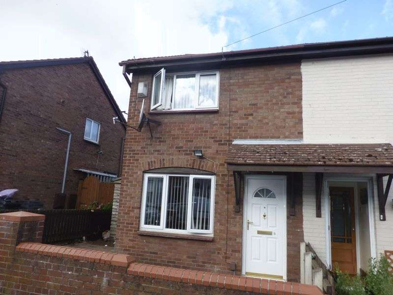 2 Bedrooms Semi Detached House for sale in Byron Street, Bootle