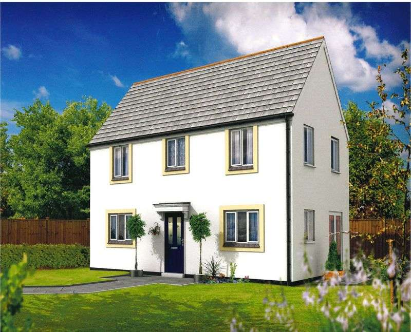 3 Bedrooms Terraced House for sale in Borough View, Bodmin
