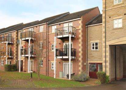 2 Bedrooms Flat for sale in Parkside Apartments, 895 Chesterfield Road, Sheffield, South Yorkshire