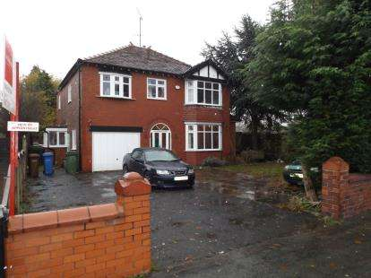5 Bedrooms Detached House for sale in Macclesfield Road, Hazel Grove, Stockport, Greater Manchester