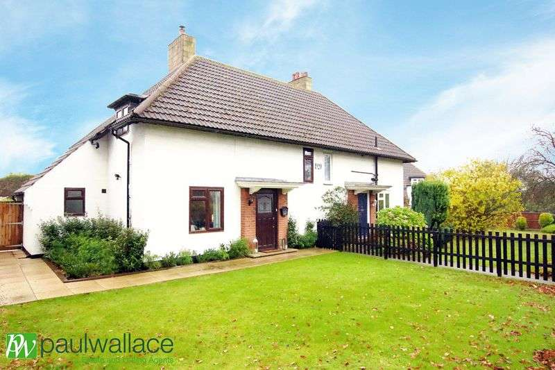 3 Bedrooms Semi Detached House for sale in The Crescent, Cottered, Buntingford