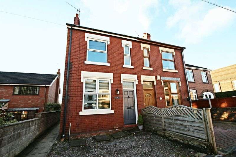 2 Bedrooms Semi Detached House for sale in Chapel Lane, Stoke-On-Trent