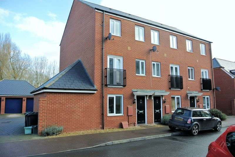 3 Bedrooms Terraced House for sale in Longhorn Avenue, Gloucester