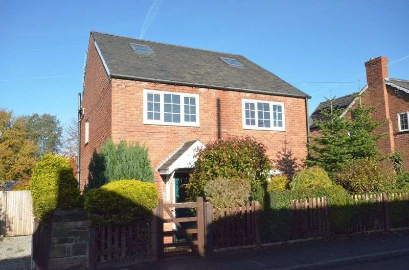 4 Bedrooms Detached House for sale in Ashton Road, Norley
