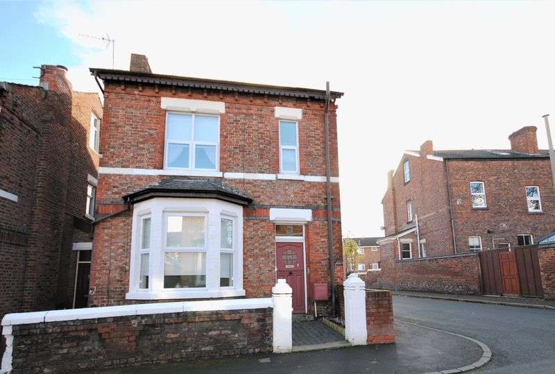 1 Bedroom Flat for sale in Marlborough Road, Wallasey