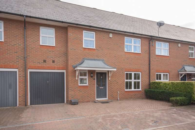 5 Bedrooms Terraced House for sale in Norris Close, Epsom, Surrey, KT19