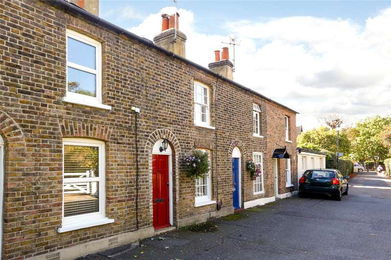 2 Bedrooms Terraced House for sale in Church Path, London, SW19