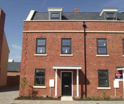 4 Bedrooms Semi Detached House for sale in Topsham, Exeter