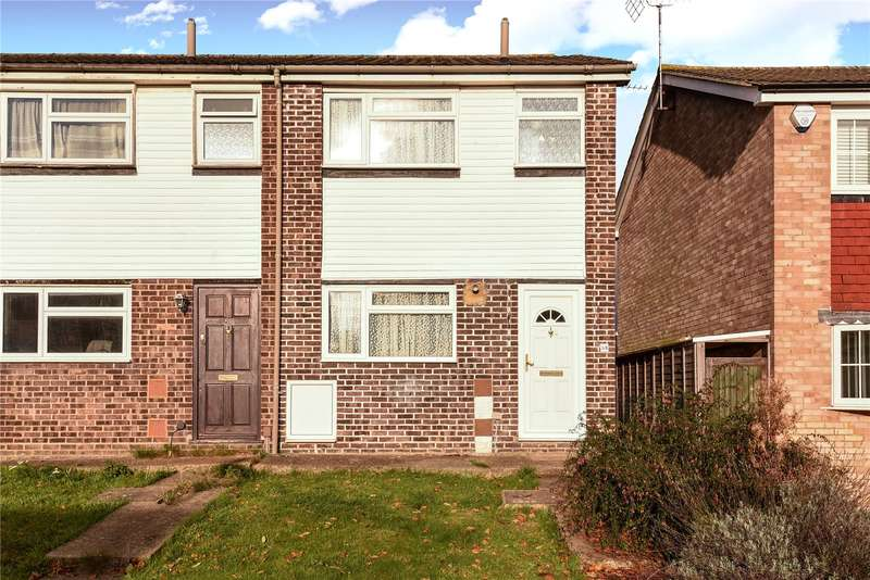 2 Bedrooms End Of Terrace House for sale in Stowe Crescent, Ruislip, Middlesex, HA4