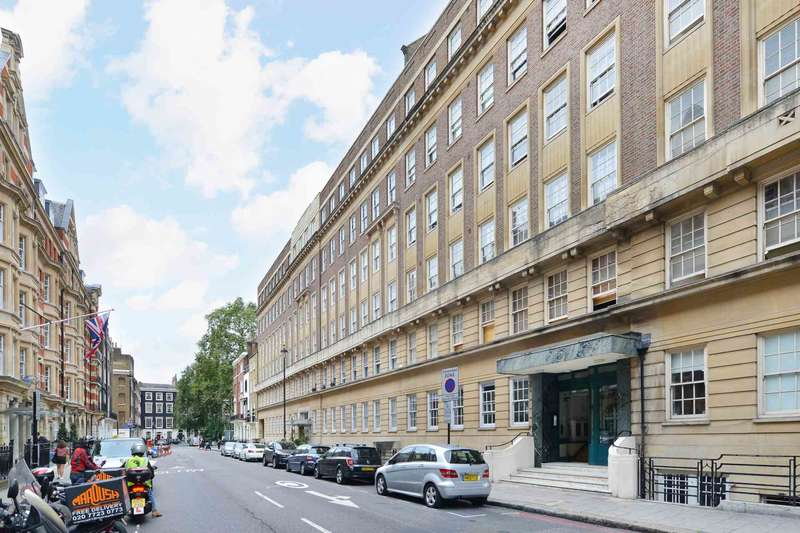 3 Bedrooms Apartment Flat for sale in Connaught Village, W2