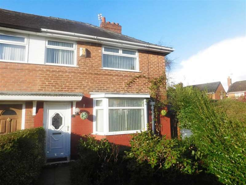 3 Bedrooms Property for sale in Norwell Road, Sharston, Manchester