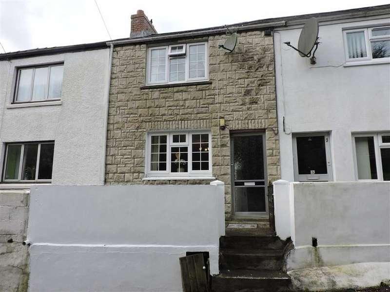 2 Bedrooms Cottage House for sale in Penrhiwcoyon Cottages, Elim Road, Carmarthen