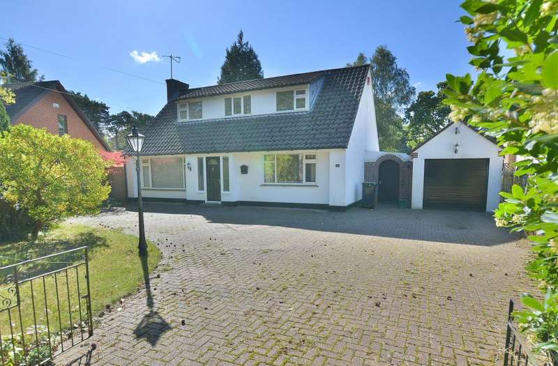 3 Bedrooms House for sale in Ferndown