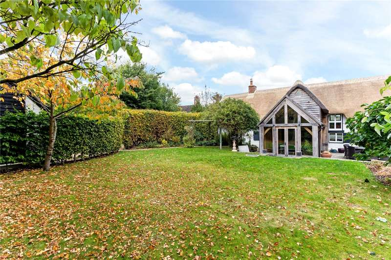 4 Bedrooms Detached House for sale in Main Road, Stanton Harcourt, Oxfordshire, OX29