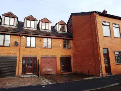 3 Bedrooms Terraced House for sale in Hotel Street, Newton Le Willows, Merseyside