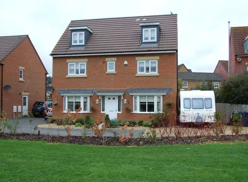5 Bedrooms Detached House for sale in Paxcroft Mead