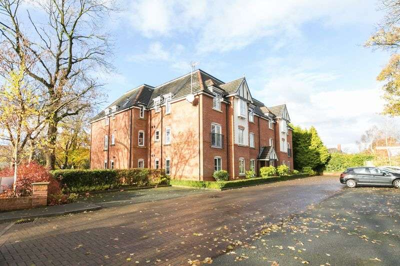 2 Bedrooms Flat for sale in Apt 7, 79 Wigan Road, Standish, WN6 0UJ