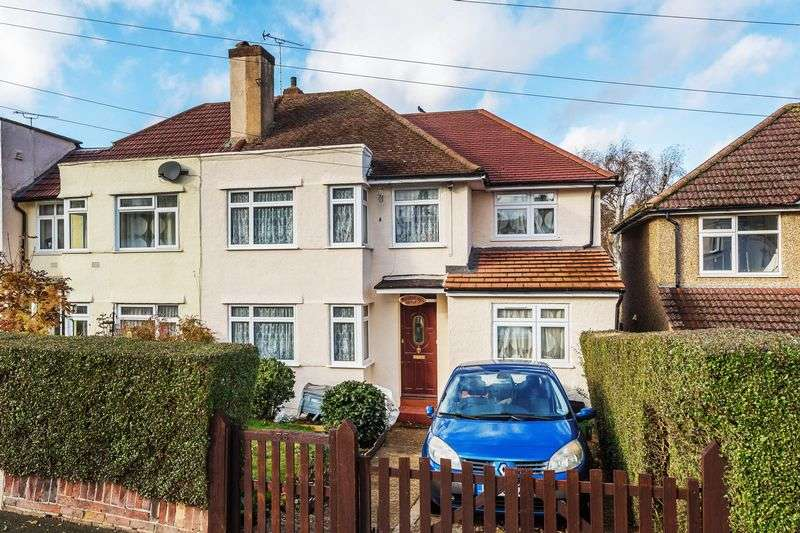 5 Bedrooms Terraced House for sale in Sundale Avenue, Selsdon
