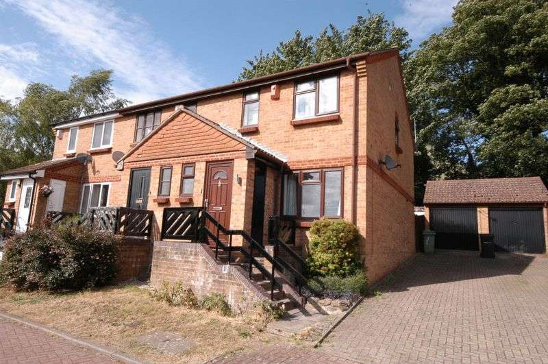 3 Bedrooms Terraced House for sale in Millbrook Close, Maidstone