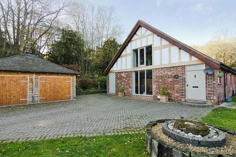 5 Bedrooms Detached House for sale in Chestall Park, Chestall Park, Cannock Wood