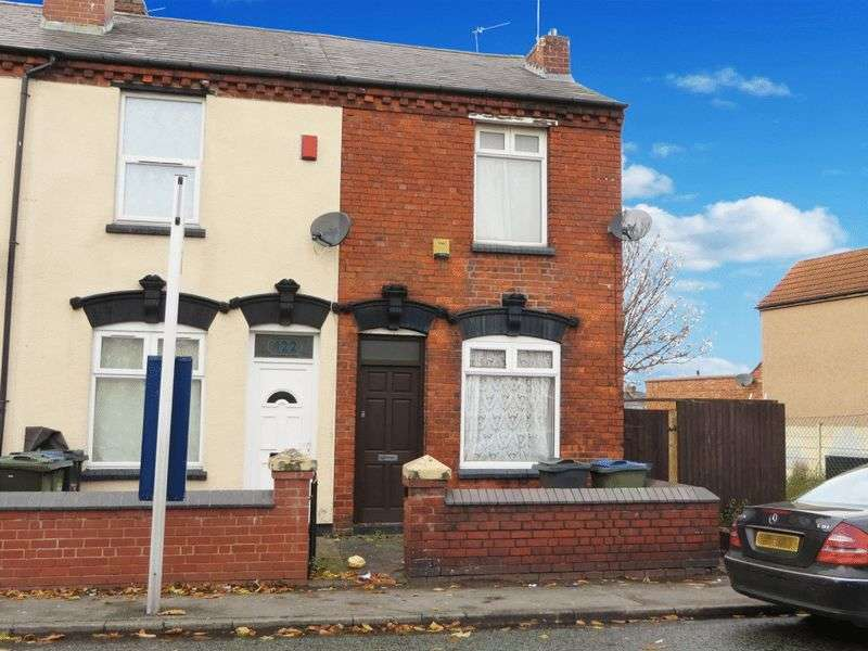 2 Bedrooms House for sale in Vicarage Road, Oldbury