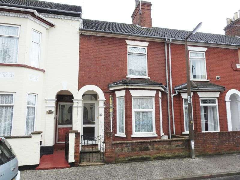3 Bedrooms Terraced House for sale in Beresford Road, Lowestoft