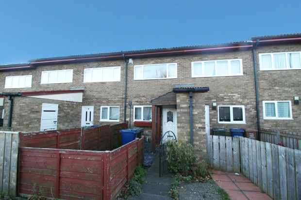 2 Bedrooms Terraced House for sale in Waterbeach Place, Newcastle Upon Tyne, Tyne And Wear, NE5 2NE