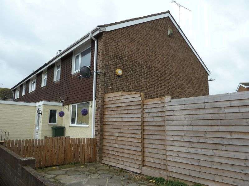 3 Bedrooms Terraced House for sale in Russett Way, Swanley