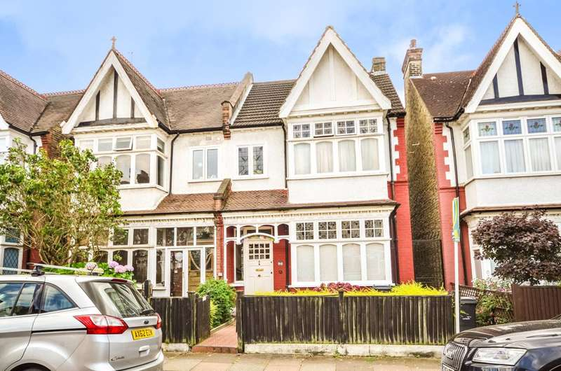 2 Bedrooms Flat for sale in Wyatt Park Road, Streatham Hill, SW2