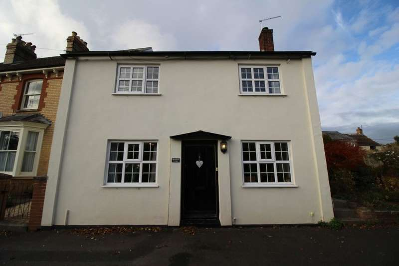 3 Bedrooms Semi Detached House for rent in Brookfield Cottage Sherford Road, Taunton, TA1