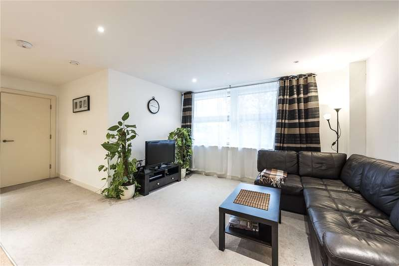 2 Bedrooms Flat for sale in Eyot House, Marine Street, London, SE16