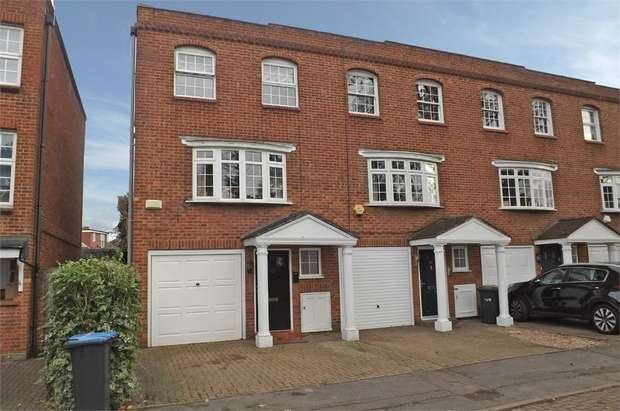 4 Bedrooms End Of Terrace House for sale in Illingworth Way, Enfield, Greater London
