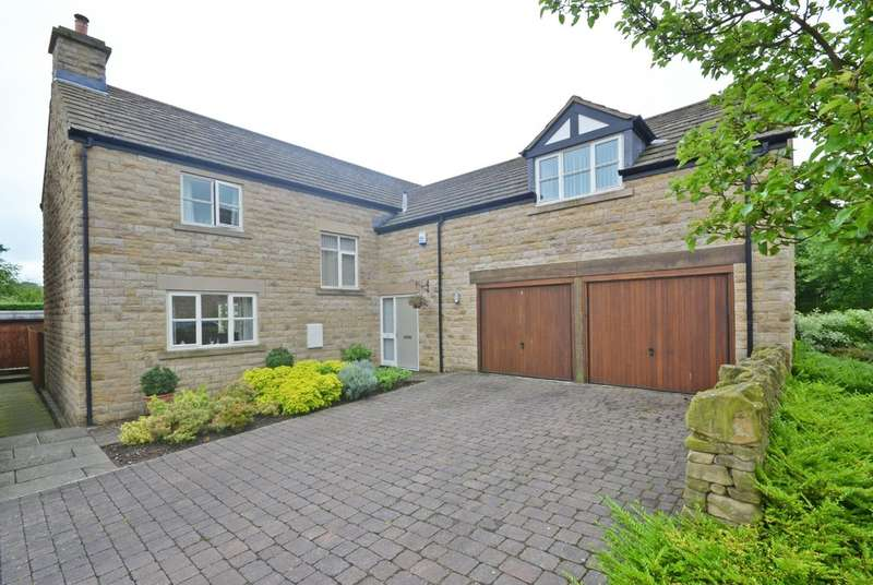 5 Bedrooms Detached House for sale in Stanhope Meadows, Cawthorne, Barnsley
