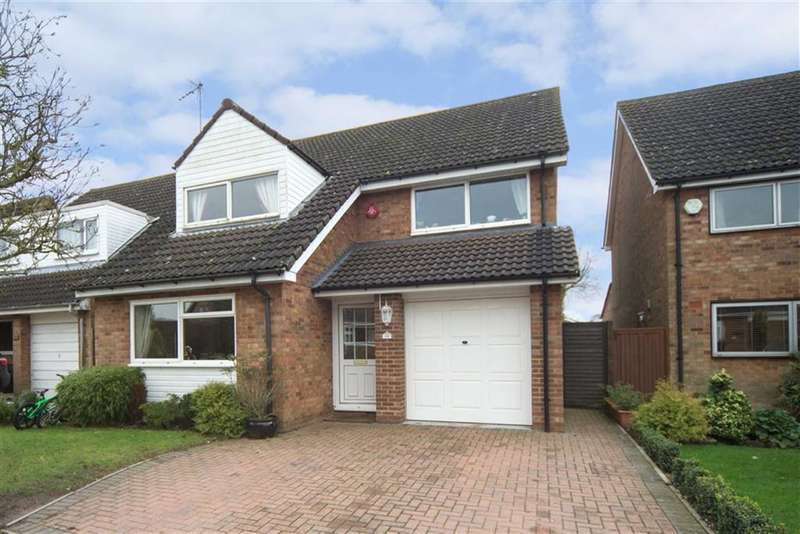 4 Bedrooms Property for sale in Orchard Close, Toddington