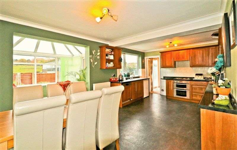 4 Bedrooms Semi Detached House for sale in Fir Lane, Royton, Oldham, OL2 6TY.