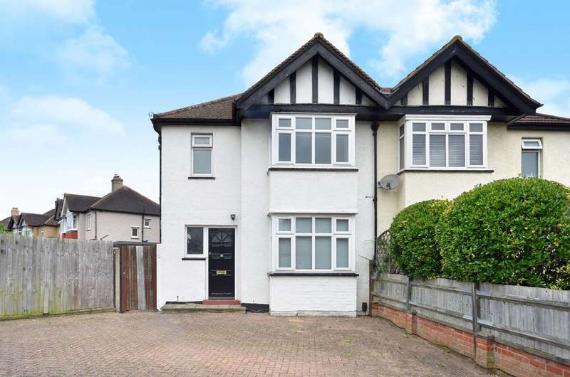 4 Bedrooms House for sale in Ruston Avenue, Surbiton, KT5