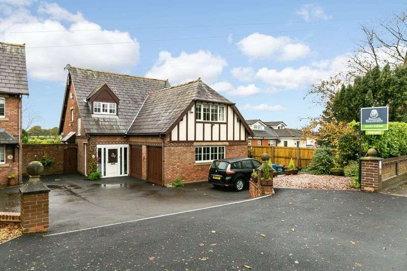 4 Bedrooms Detached House for sale in Preston Road, Coppull, PR7 5DW